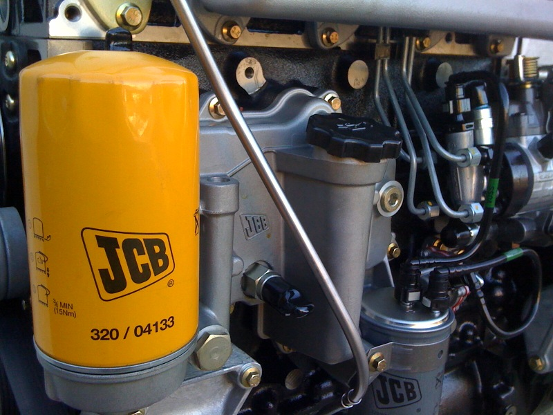 JCB spares and parts - Hydraulic Plant Services: JCB, JCB