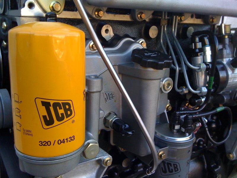 The History Of JCB - Hydraulic Plant Services: JCB, JCB